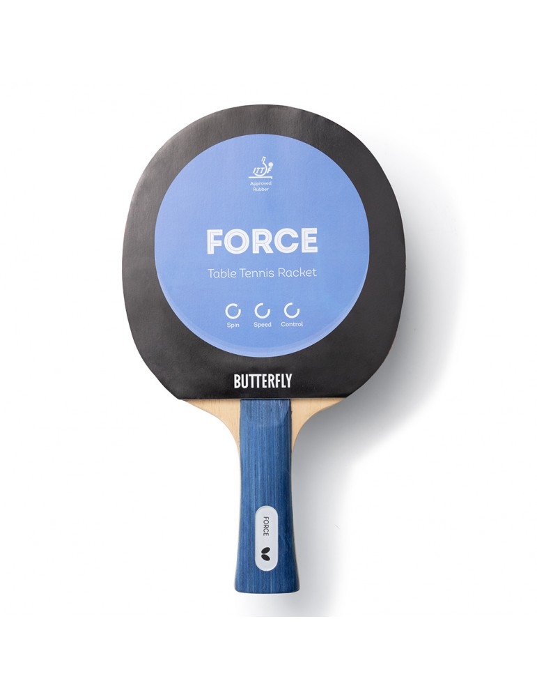 مضرب جاهز بترفلاي FORCE RACKET