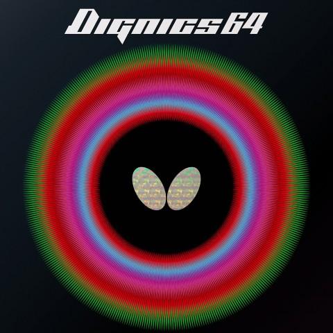 جلدة مضرب بترفلاي Dignics 64