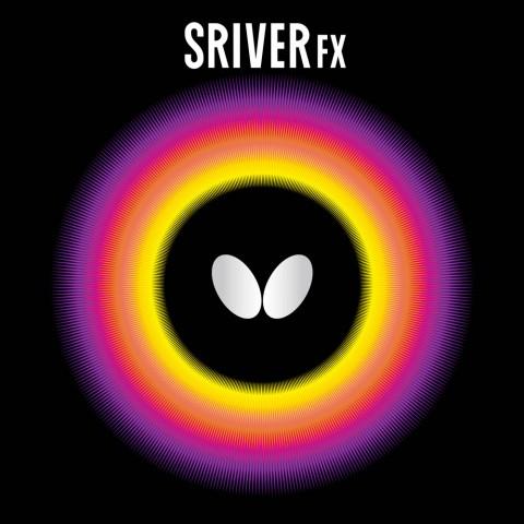 جلدة مضرب بترفلاي Sriver FX