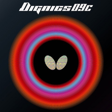 جلدة مضرب بترفلاي Dignics 09C