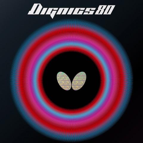 جلدة مضرب بترفلاي Dignics 80