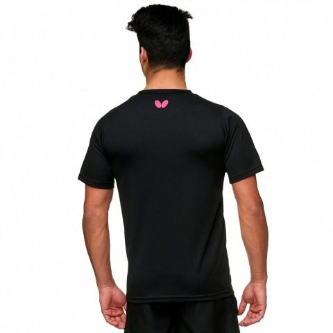 قميص مباريات مريح بترفلاي أسود