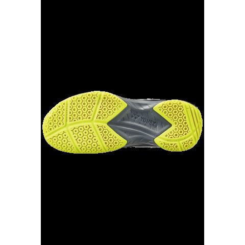 حذاء تنس ريشة واسع للجنسين  POWER CUSHION 37 WIDE