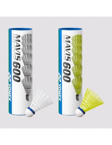 ريش تنس ريشة Yonex MAVIS 600 Nylon