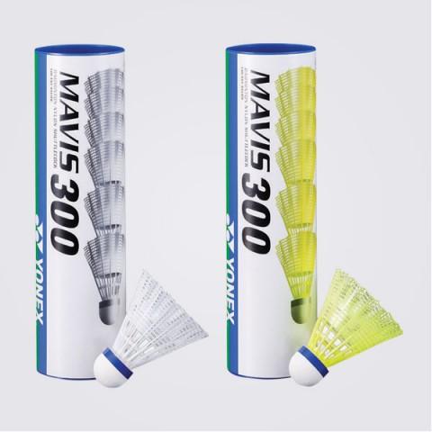 ريش تنس ريشة Yonex MAVIS 300 Nylon
