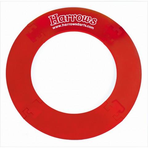 إطار للبورد هاروس 4 قطع أحمر