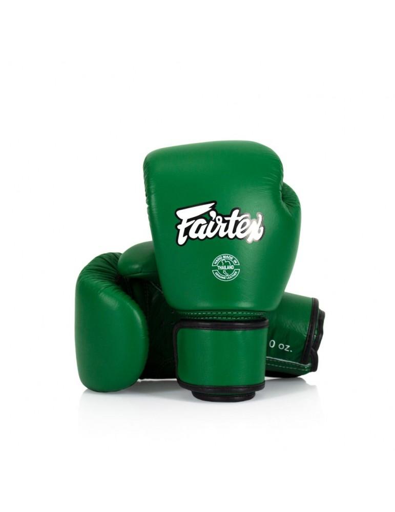 قفازات ملاكمة Fairtex Real Leather Boxing