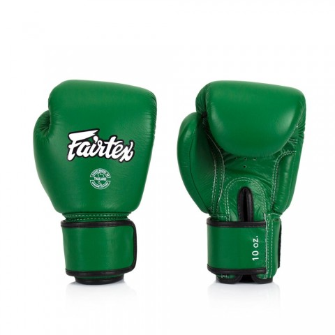 قفازات ملاكمة Fairtex Real Leather Boxing