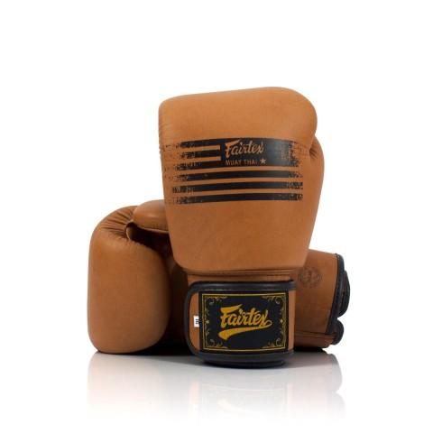 قفازات ملاكمة Fairtex Genuine Boxing