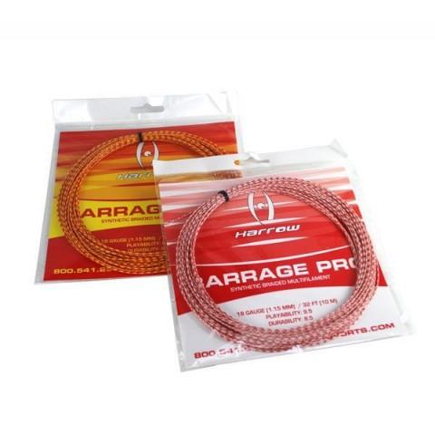 خيط اسكواش Harrow Barrage Pro 18 Gauge