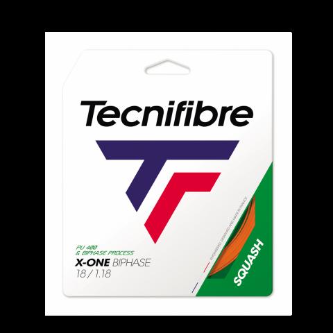 خيط اسكواش Tecnifibre X-ONE BIPHASE 18