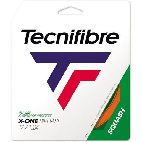 خيط اسكواش Tecnifibre X-ONE BIPHASE 17