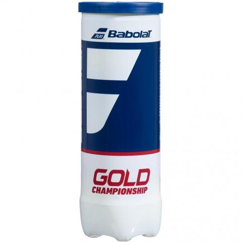كور تنس Babolat Gold Championship X3
