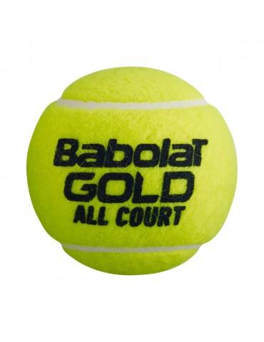 كور تنس Babolat Gold All Court x3