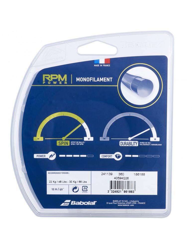 خيط تنس Babolat RPM Power 125