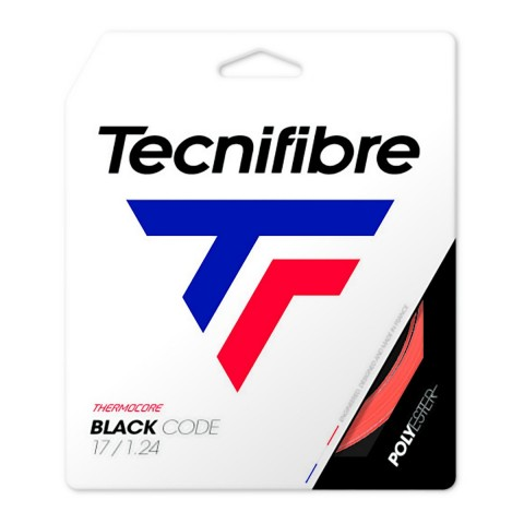 خيط تنس Tecnifibre BLACK CODE 17