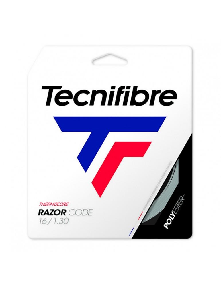 خيط تنس Tecnifibre RAZOR CODE CARBON 16