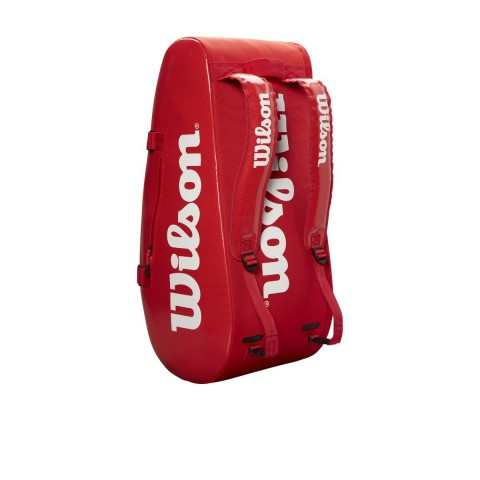 حقيبة تنس Wilson Super Tour 2 Compartment 9Pk