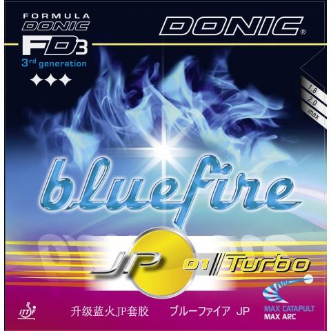 جلدة مضرب دونيك Bluefire JP01 Turbo