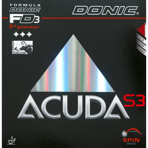 جلدة مضرب دونيك Acuda S3