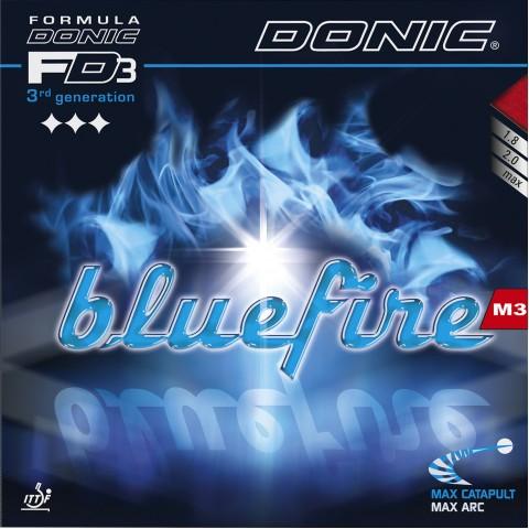 جلدة مضرب دونيك BLUE FIRE M3