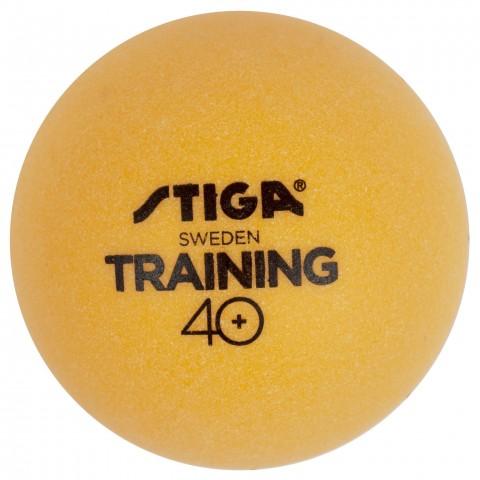 كور تدريب ستيقا 6 حبات 40+ برتقالي