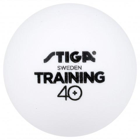 كور تدريب ستيقا 40+ علبة 100 حبة ابيض