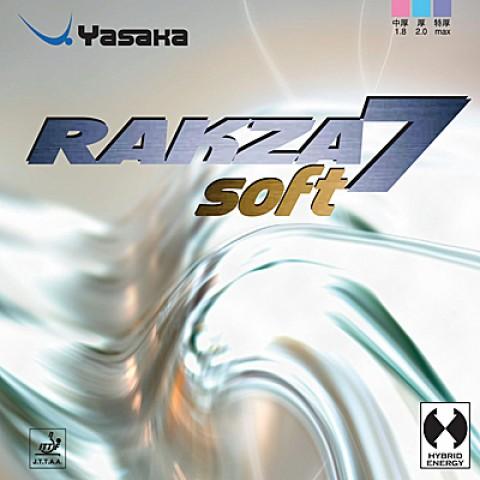 جلدة مضرب ياساكا Rakza 7 Soft