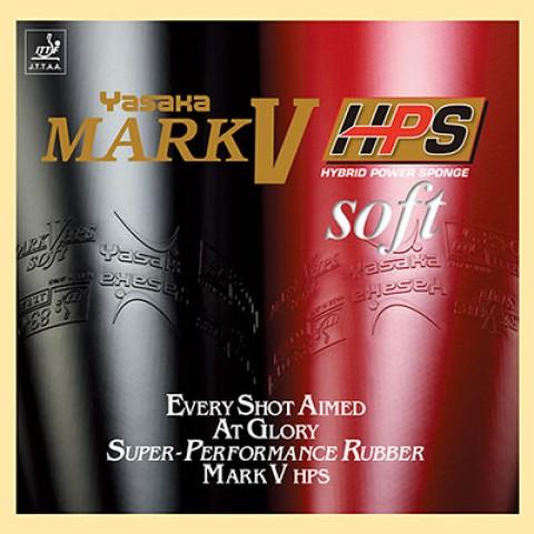 جلدة مضرب ياساكا Mark V HPS Soft