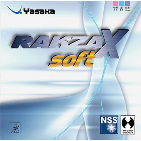 جلدة مضرب ياساكا Rakza X Soft
