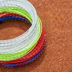 أنواع خيوط مضارب التنس (مميزاتها، وعيوبها)